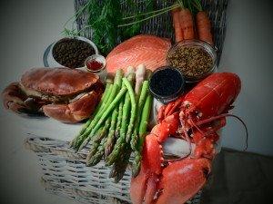 British Banquet Ingredients