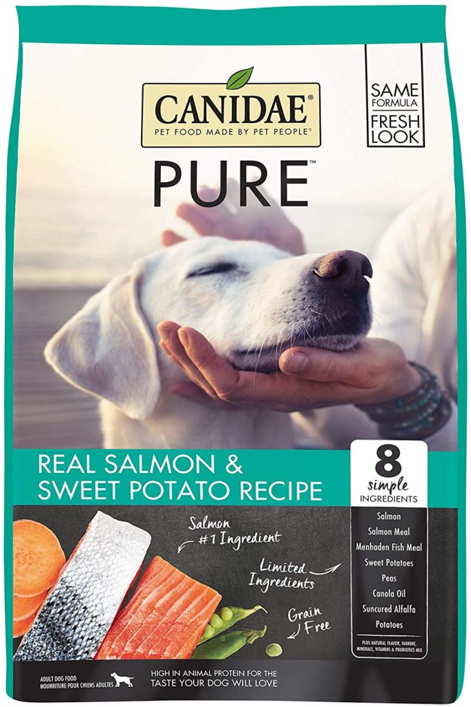 Canidae Grain-Free Pure Limited Ingredient Dog Food