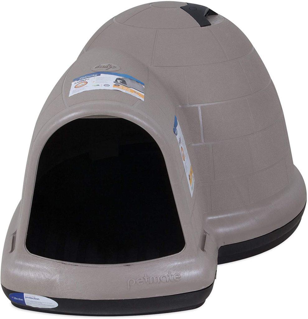 Petmate Indigo Dog House with Microban