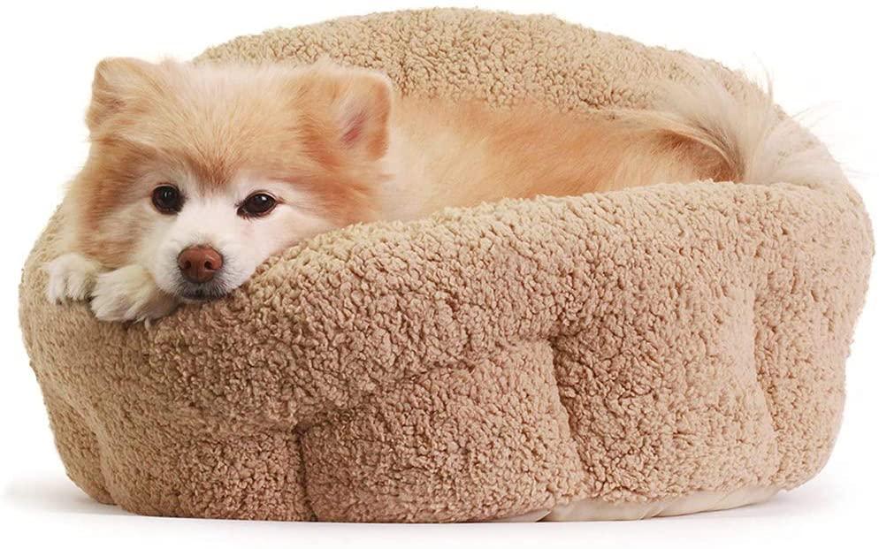 OrthoComfort Deep Dish Cuddler Small Dog Bed