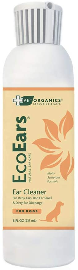 EcoEars Natural Dog Ear Cleaner