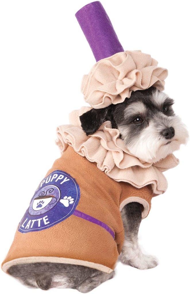 Puppy Latte Dog Halloween Costume