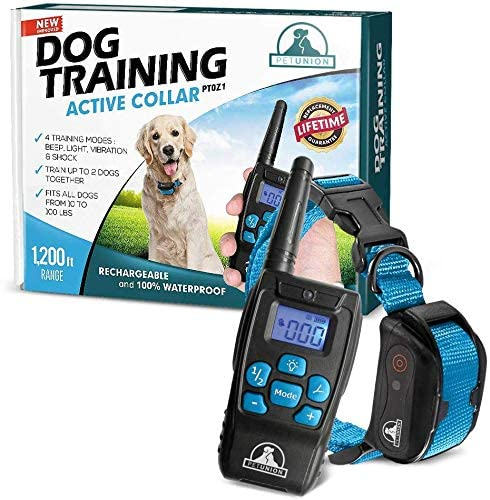 Pet Union Premium Dog Training Shock Collar