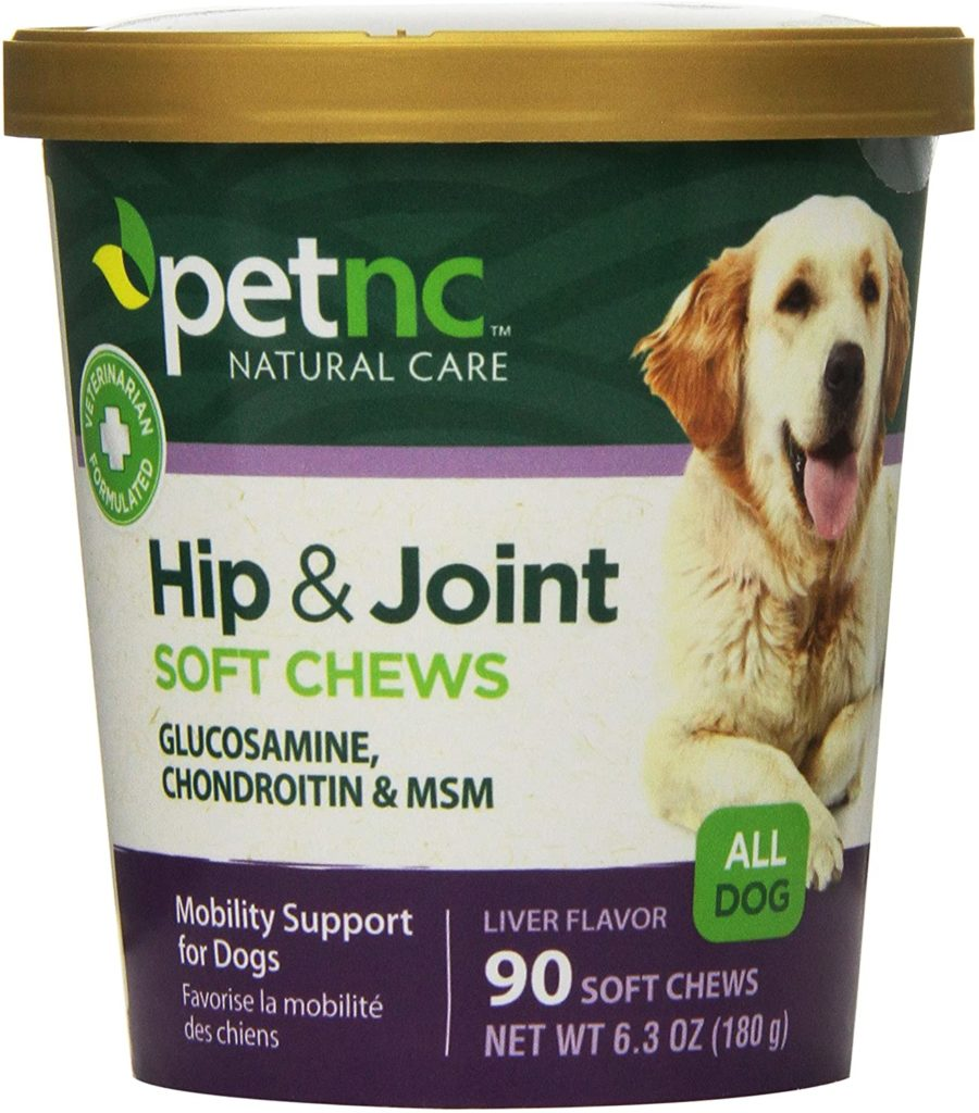 PetNC Hip and Joint Soft Chews