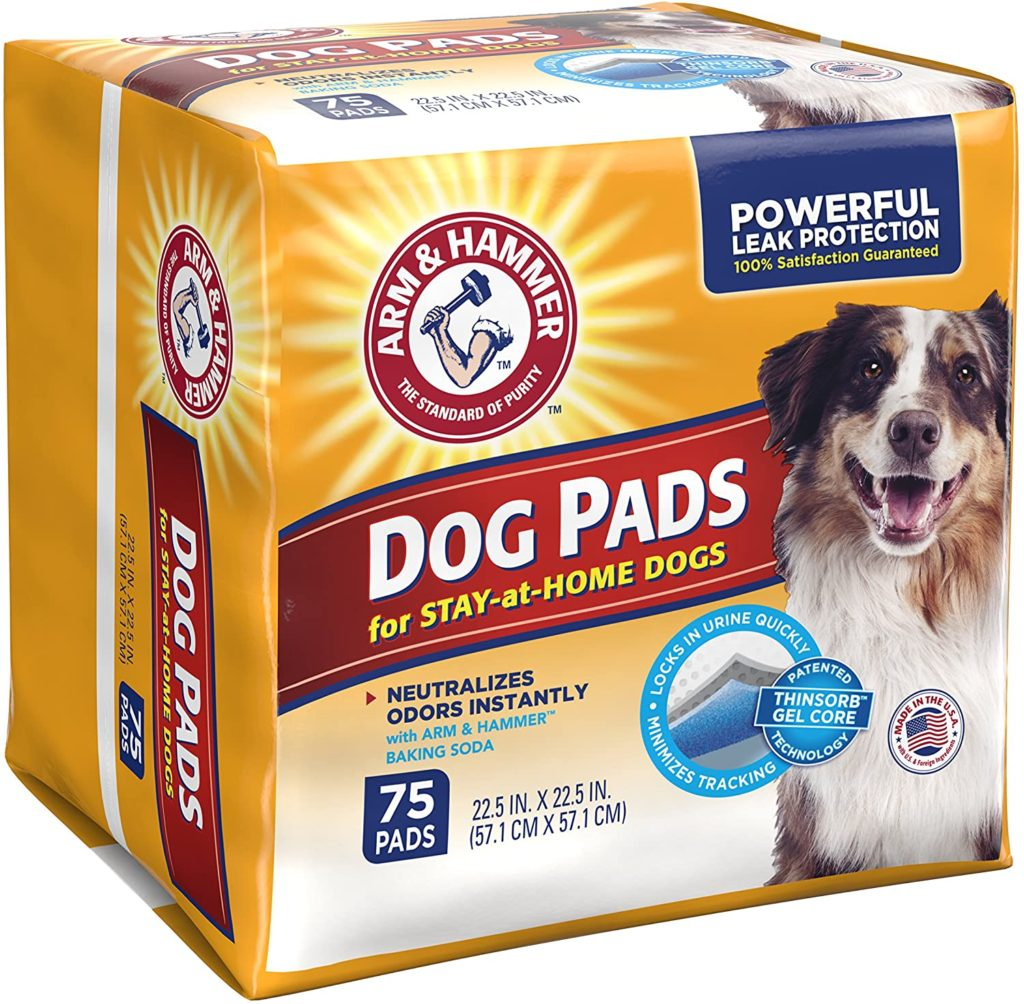 Arm & Hammer Pet Training and Puppy Pads