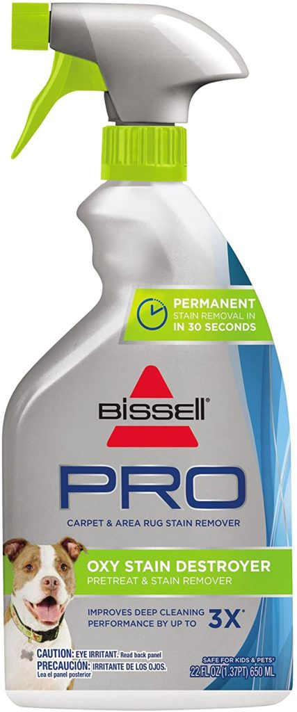 Bissell Oxy Stain Destroyer Pet Plus Pet Carpet Cleaner