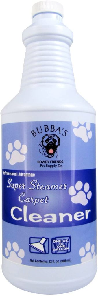 Bubba's Super Steamer Carpet Cleaner