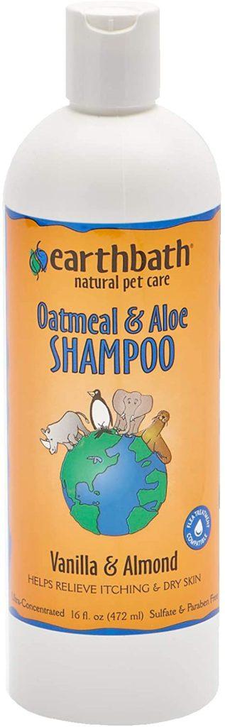Earthbath All-Natural Cat Shampoo