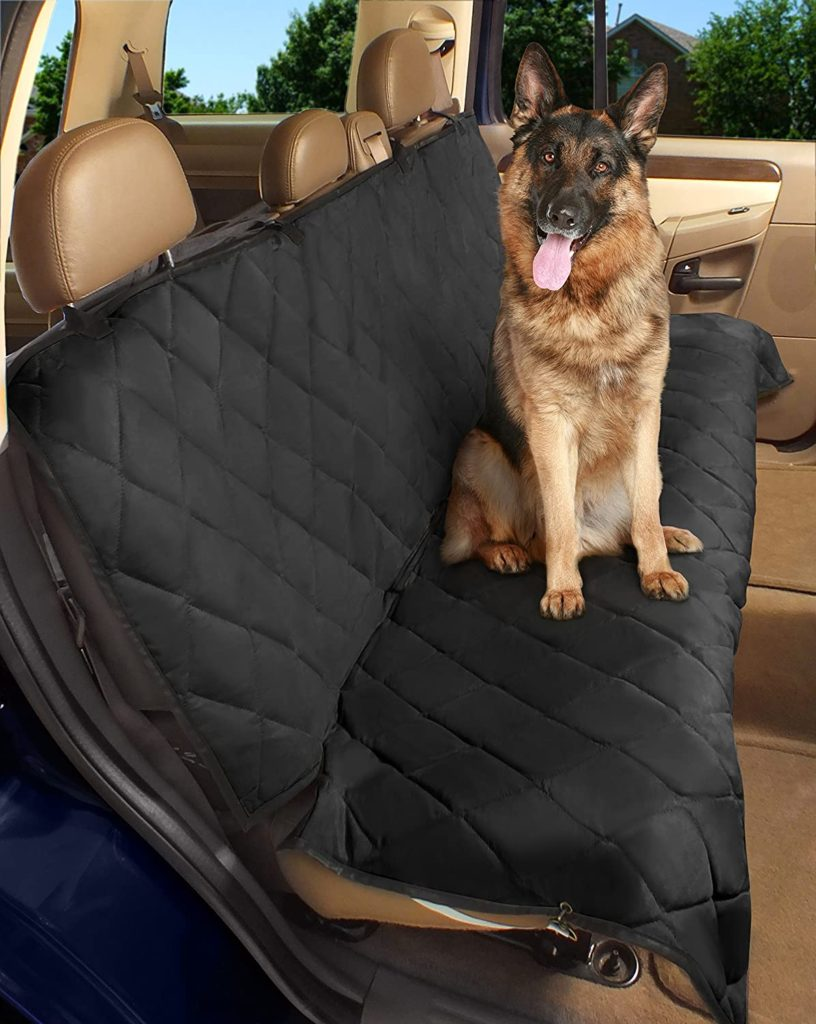 Epica Deluxe Pet Bench Car Seat Cover