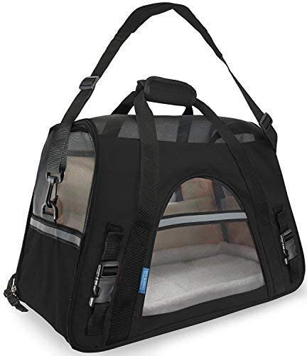 Paws & Pals Airline-Approved Pet Carrier Bag