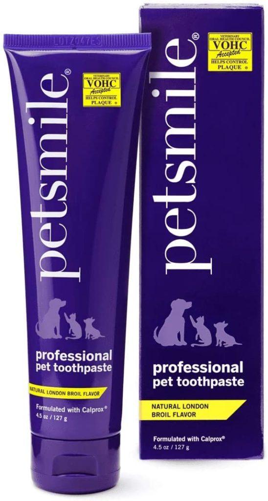 PetSmile Professional Dog Toothpaste
