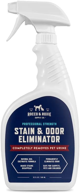 Rocco & Roxie Professional Strength Stain & Odor Eliminator Pet Carpet Cleaner
