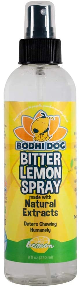 Bodhi Dog Bitter Lemon Cat Deterrent Spray