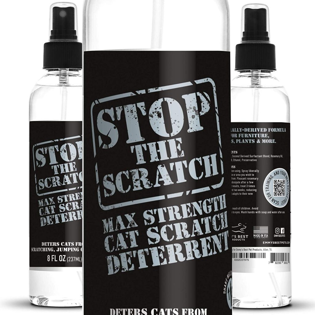 Emmy's Best Stop Cat Deterrent Spray