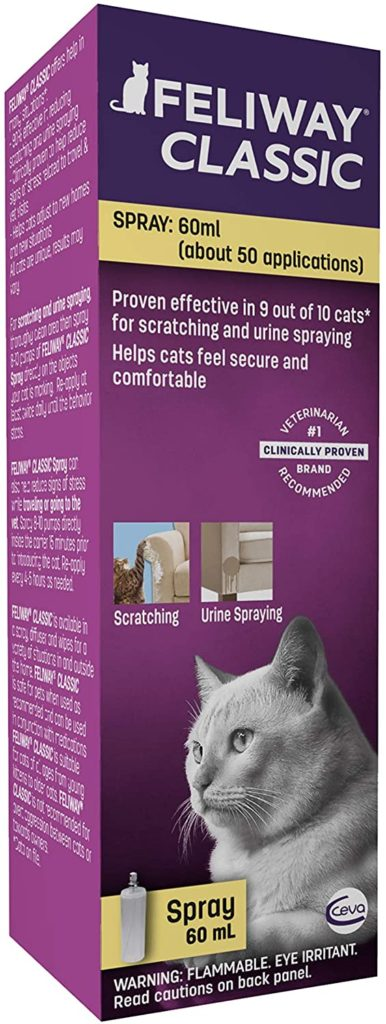 Feliway Cat Deterrent Spray