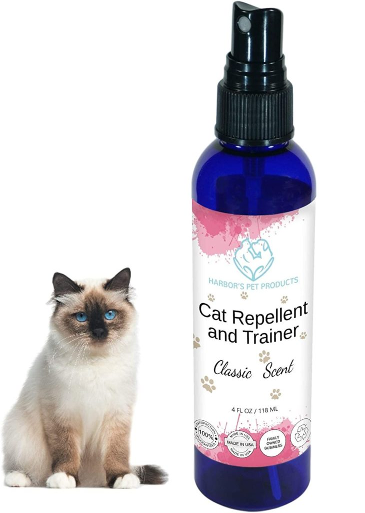 Harbor's Cat Repellent and Trainer Spray