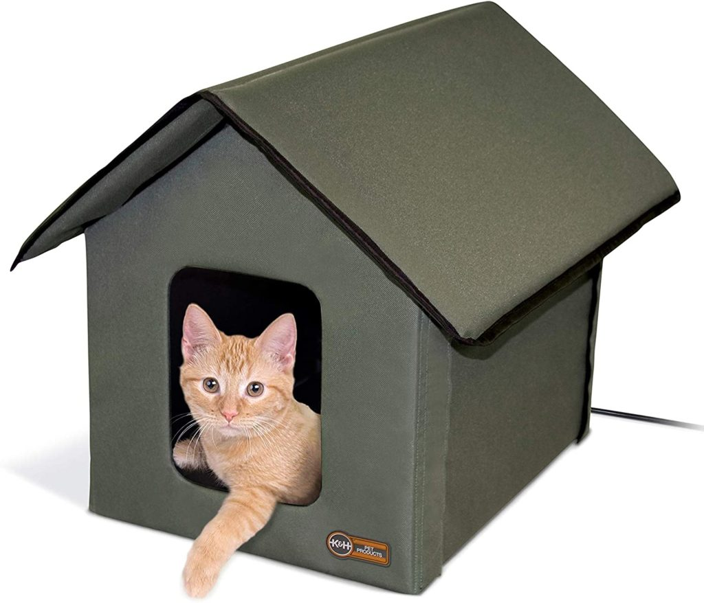 K&H Outdoor Kitty House