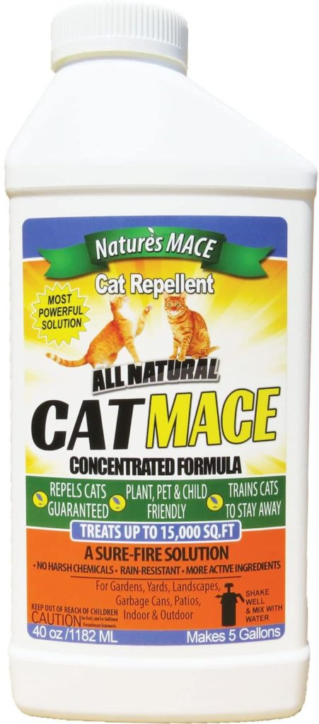 Nature's Mace Cat Repellent