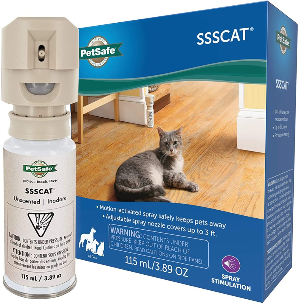 PetSafe SSSCat Spray Pet Deterrent