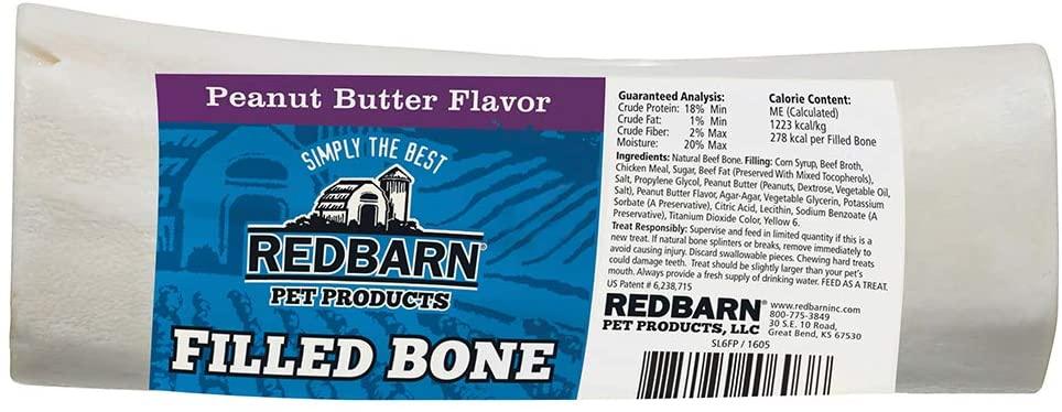 Redbarn Peanut Butter Filled Bone