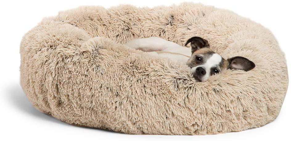 Best Friends Original Calming Donut Cuddler Small Dog Bed