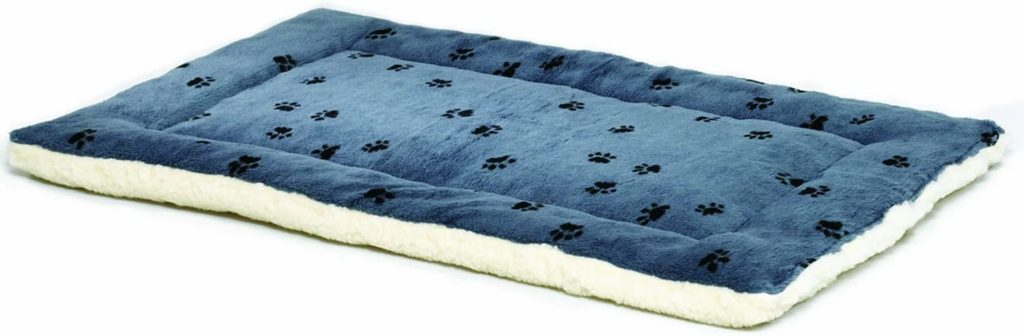 MidWest Homes for Pets Reversible Paw Print Bed