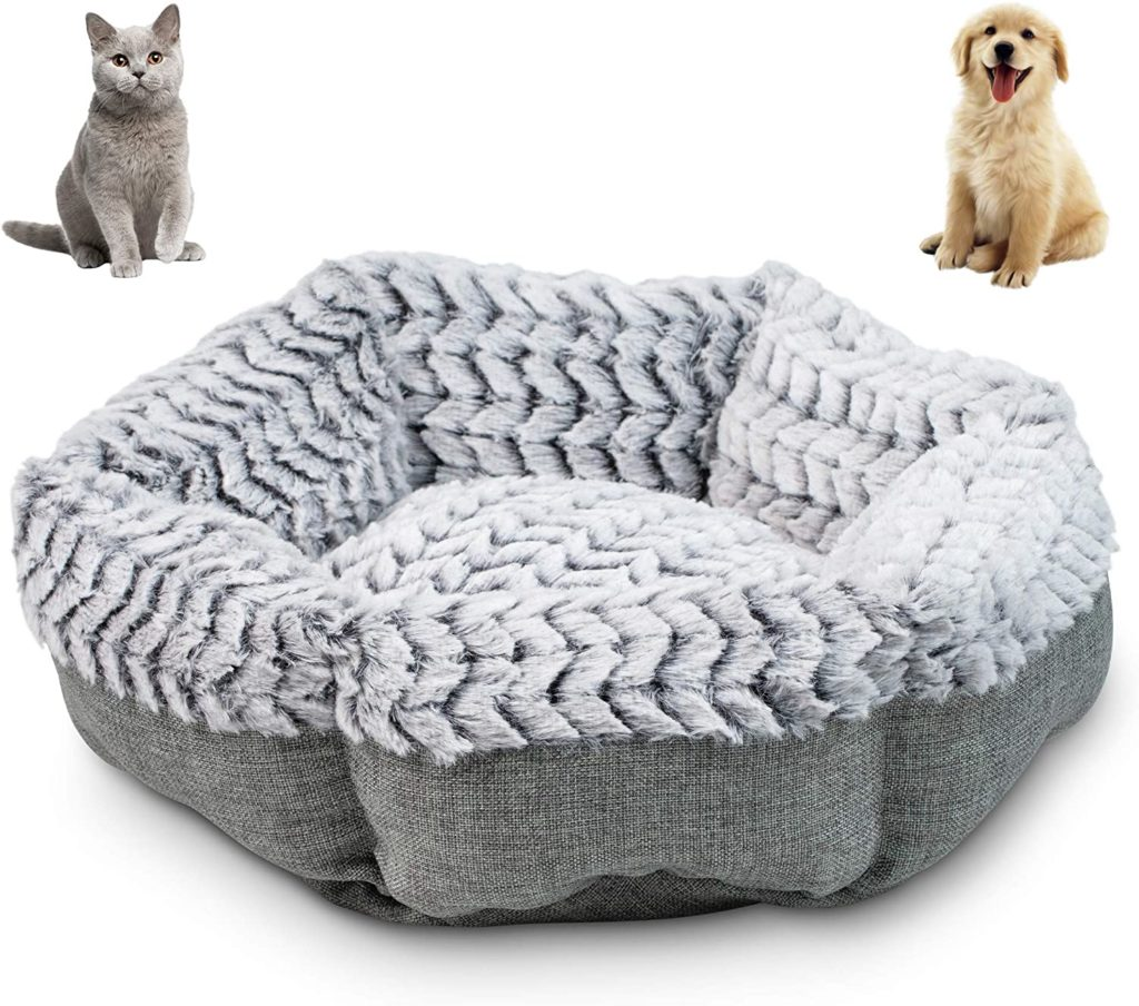 Pet Craft Supply Co. Memory Foam Calming Dog Bed