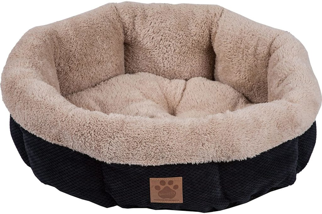 Precision Pet SnooZZy Calming Dog Bed